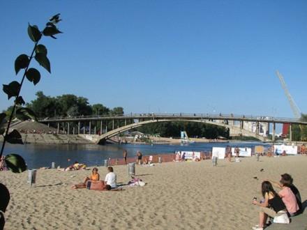 До літа уКиєві відкриють 11 пляжів: опубліковано перелік
