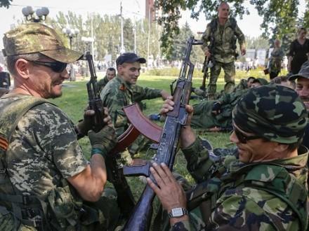 Розвідка дізналася про смертельний вибух назбройовому складі убойовиків ДНР