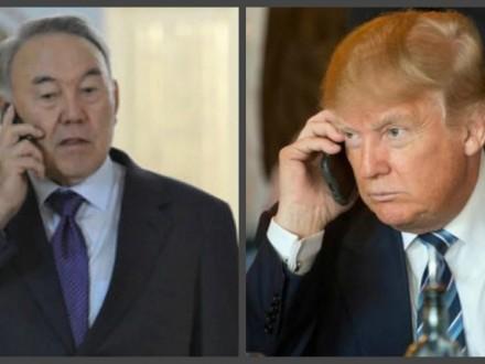Президент США провів зустріч із президентом Казахстану