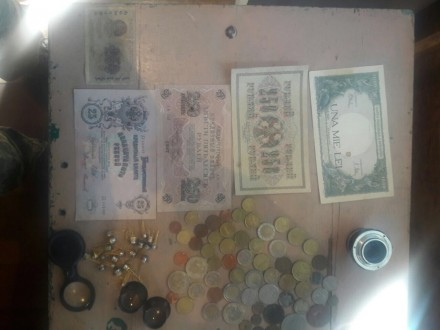 Украинец пытался незаконно вывезти из Луганска купюры царских времен