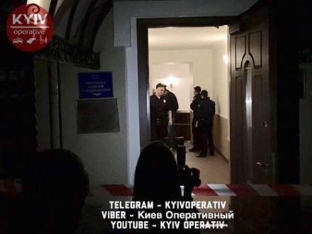 Вофіс «Конгресу Українських Націоналістів» кинули бойову гранату