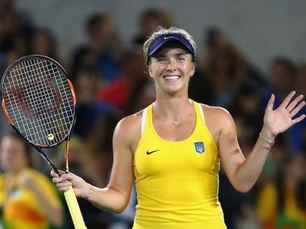 Українська тенісистка Світоліна виграла турнір WТА вРимі