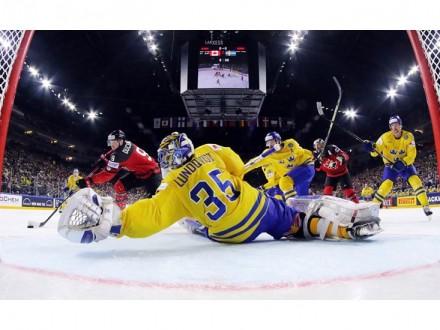 Збірна Швеції стала десятикратним чемпіоном світу з хокею