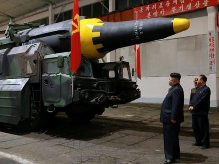 Північна Корея підтвердила новий запуск балістичної ракети