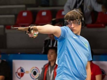Українка Костевич виграла «срібло» наКубку світу зі стрільби