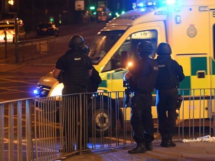 Кількість жертв теракту вМанчестері зросла до22 осіб