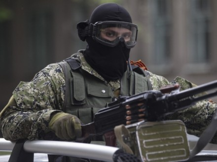 Боевики обстреляли позиции украинских военных возле Чермалыка из минометов