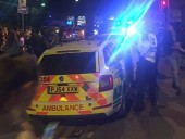 В сети появилось видео взрыва в Манчестере