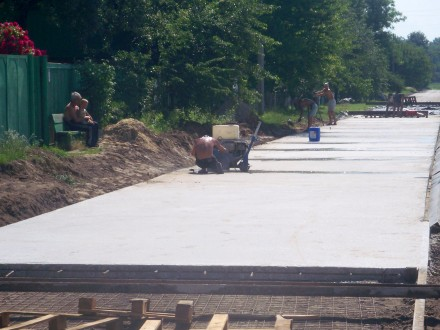 На бетонних дорогах вкрасти кошти буде важче — експерт