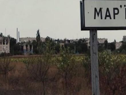 Бойовики обстріляли з мінометів житлові квартали Мар'їнки