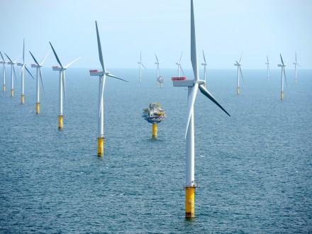 Найбільша усвіті вітряна електростанція запрацювала уВеликій Британії