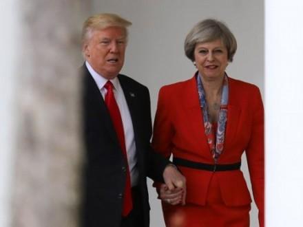 Британія припинила надавати США розвідувальні дані про теракт вМанчестері