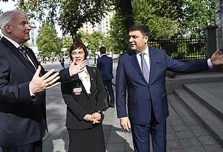 Україна та Баварія посилять взаємодію в економічній сфері