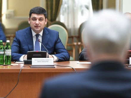 Перетворений на військову базу Крим створює загрозу для всіх країн НАТО - В.Гройсман