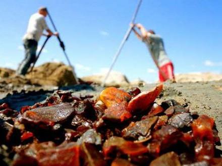 Комунальне підприємство, яке може займатись видобутком бурштину створили наЖитомирщині