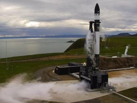 УНовій Зеландії вперше запустили ракету вкосмос
