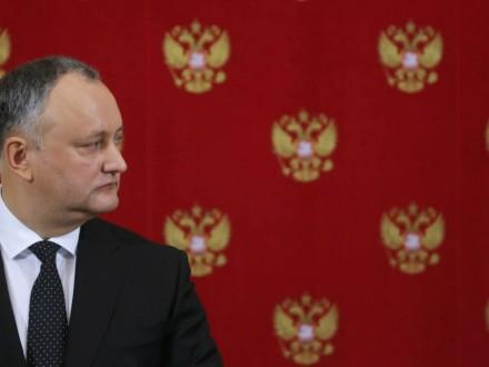 Додон закликав Придністров'я нерозраховувати нанезалежність