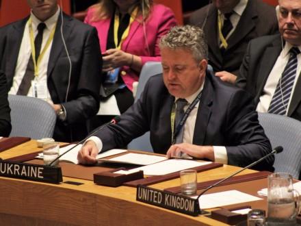 Україна в РБ ООН: через агресію РФ на Донбасі зазнали руйнувань 37 медзакладів