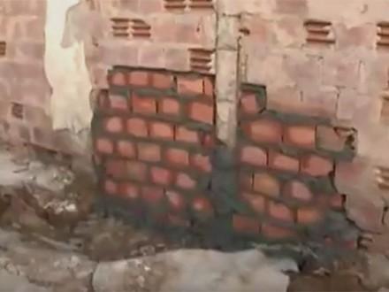 Неменее 90 заключённых убежали изтюрьмы вБразилии потоннелю