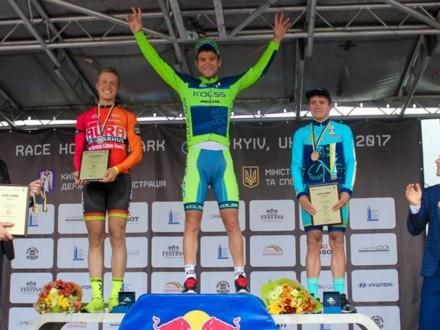 Українець М.Кононенко переміг у міжнародних велоперегонах Race Horizon Park