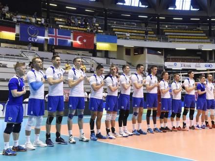 Збірна України перемогла у відбірковому турі чемпіонату світу з волейболу