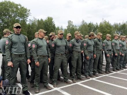 Аброськін: Порядок уКрасногорівці охоронятиме КОРД