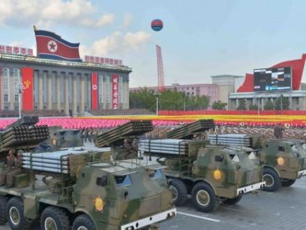 Північна Корея відправила ракету в бік Японії
