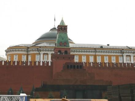 Московський ураган зруйнував дах Сенатського палацу вКремлі