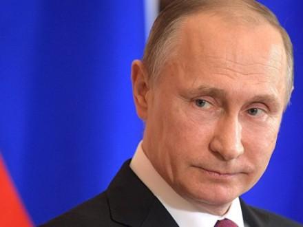 Путін прибув з візитом доФранції