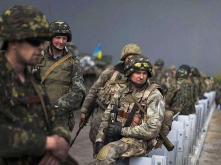 Штаб інформував про сімох постраждалих українських бійців— Доба вАТО