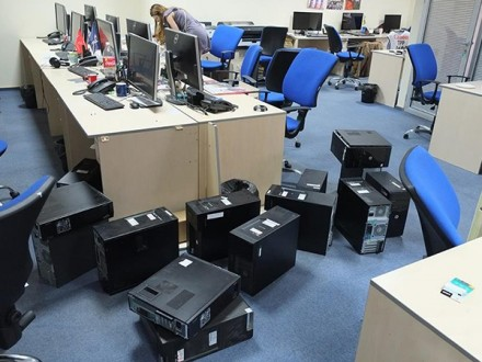 Правоохоронці обшукали офіс компанії-розробника системи е-декларацій