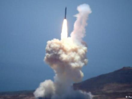 США випробували систему перехоплення міжконтинентальної ракети