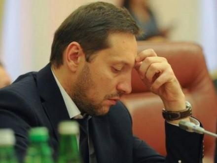 Стець подав у відставку зпоста міністра інформполітики