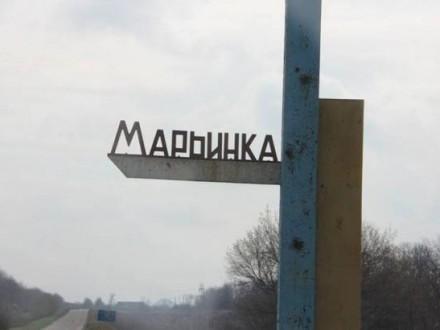 Боевики обстреляли жилой квартал Марьинки, есть раненые