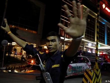 На Філіппінах стався вибух вготелі