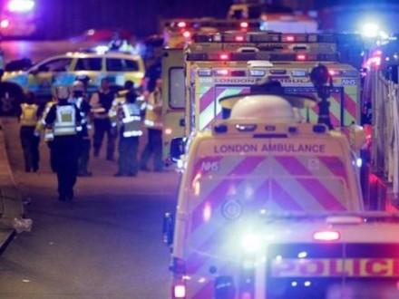 Теракти вЛондоні: медики госпіталізували 48 постраждалих