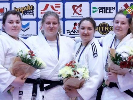 Дзюдоїстка Тарасова виграла «золото» нарумунському етапі Кубка Європи