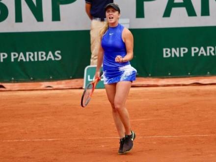 Світоліна здобула вольову перемогу на«Ролан Гаррос» і вийшла в ¼ фіналу