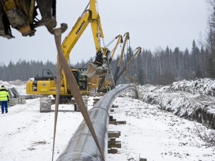 Польська компанія PGNiG хоче вдвічі більше експортувати газу вУкраїну