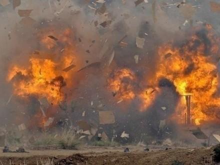 Внаслідок вибуху вАфганістані загинуло 10 осіб