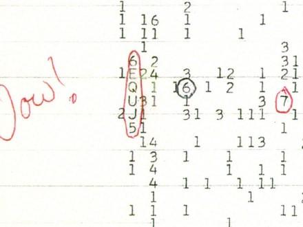 Ученые пояснили происхождение внеземного сигнала Wow