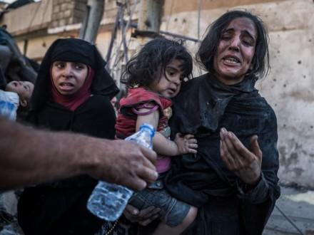 Бойовики «Ісламської держави» вбили понад 160 мешканців Мосула