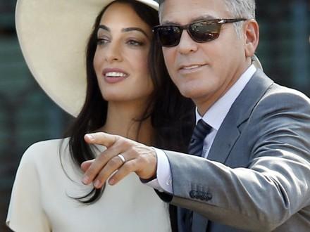УДжорджа і Амаль Клуні народилася двійня