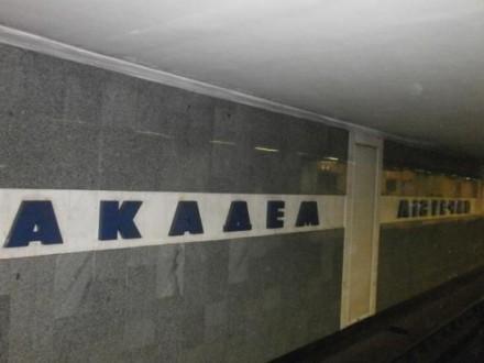 Самогубство укиївському метро: поліція розповіла деталі