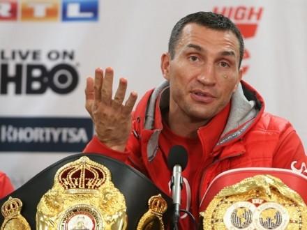 Володимир Кличко увійшов усотню найбільш високооплачуваних спортсменів світу