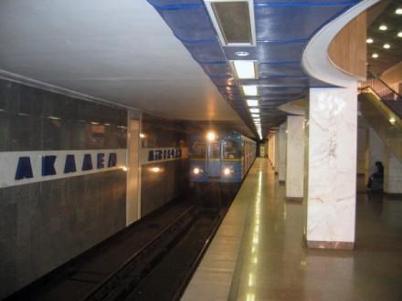 Укиївському метро людина потрапила під потяг