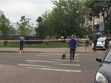 СБУ приєдналась дорозслідування вибуху натериторії посольства США