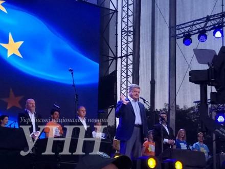 tsn.ua П. Порошенко  безвіз стартує за 4 години 391128889ba50