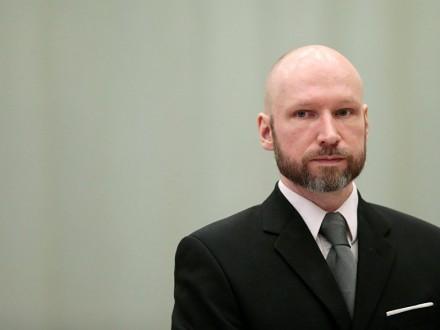 Терорист Андерс Брейвік змінив ім'я
