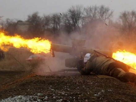 Штаб: Взоні АТО протягом дня поранено 2 українських військових